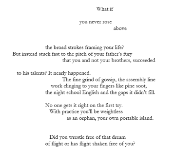 Phoebe poem